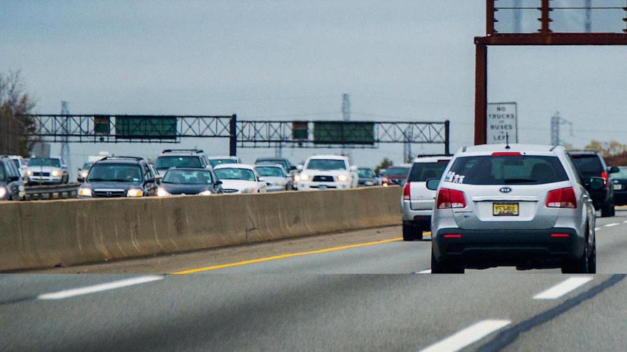 Sharon Carty (Executive Editor, AOL Autos): The New Jersey Turnpike