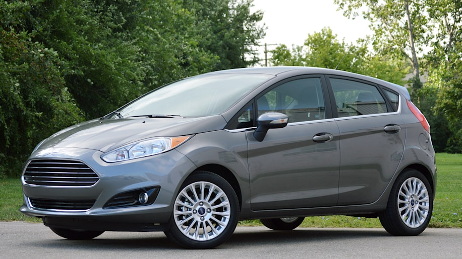 2014 ford fiesta titanium autoblog. Black Bedroom Furniture Sets. Home Design Ideas