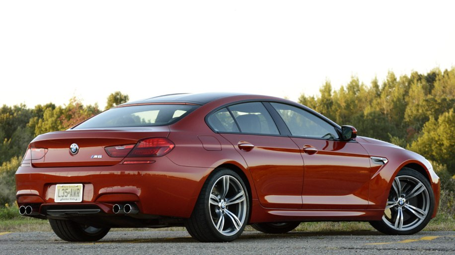 2014 bmw m6 gran coupe autoblog. Black Bedroom Furniture Sets. Home Design Ideas