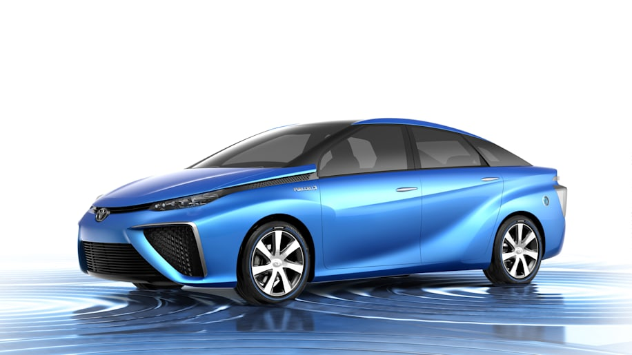 Toyota to start production of hydrogen vehicles in December
