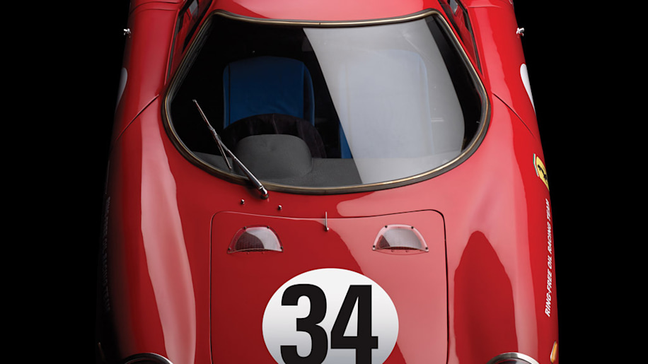 1964 Ferrari 250 LM expected to net $12-15 million at RM's NY auction
