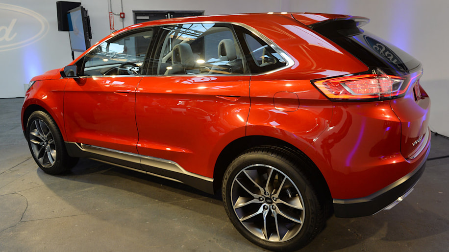 slide-1577647 & Ford Edge Concept previews new look can park itself remotely [w ... markmcfarlin.com