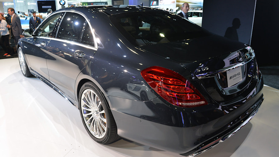 2015 mercedes benz s65 amg is a business class rocket w for Mercedes benz s65