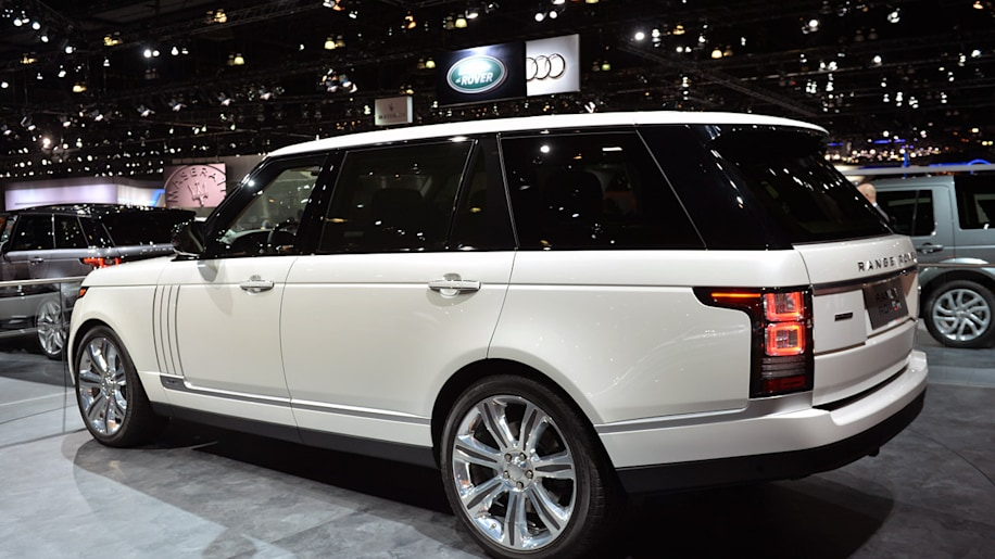 Range Rover Autobiography >> 2014 Land Rover Range Rover Autobiography Black Lwb Is A 185k