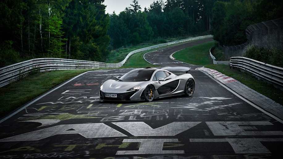 McLaren P1 completes sub-seven-minute 'Ring run, celebrates with awesome vid