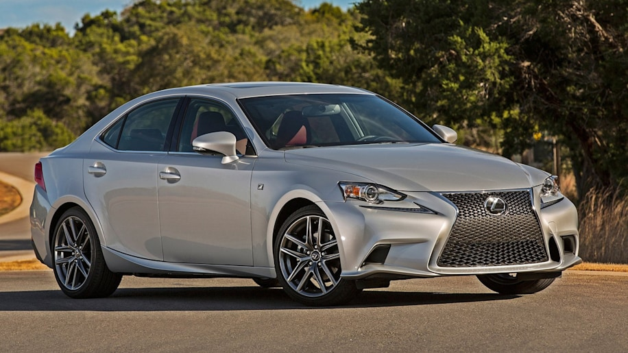 4. Lexus IS