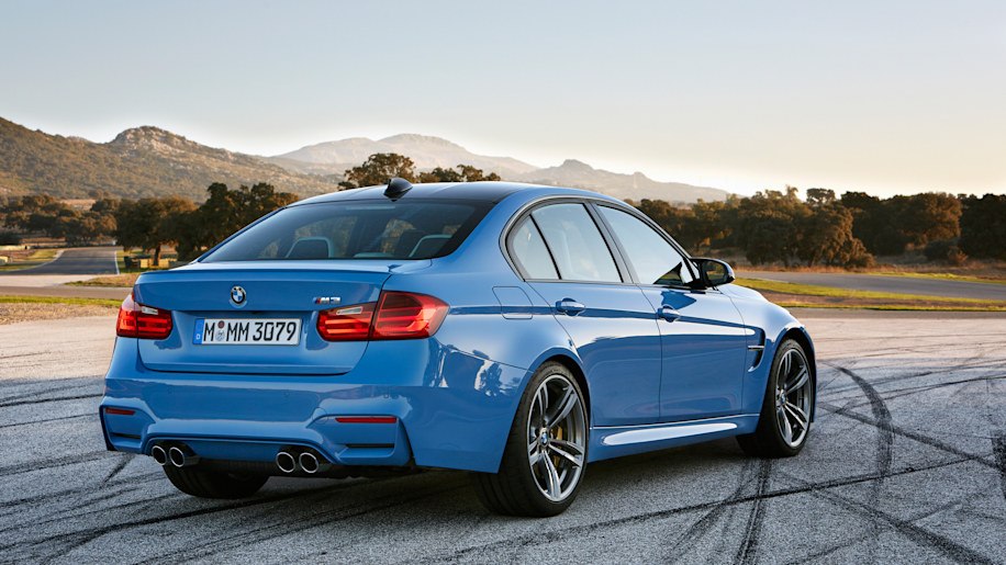 2016 BMW M3 And M4 Recalled For Driveshaft Problem Autoblog