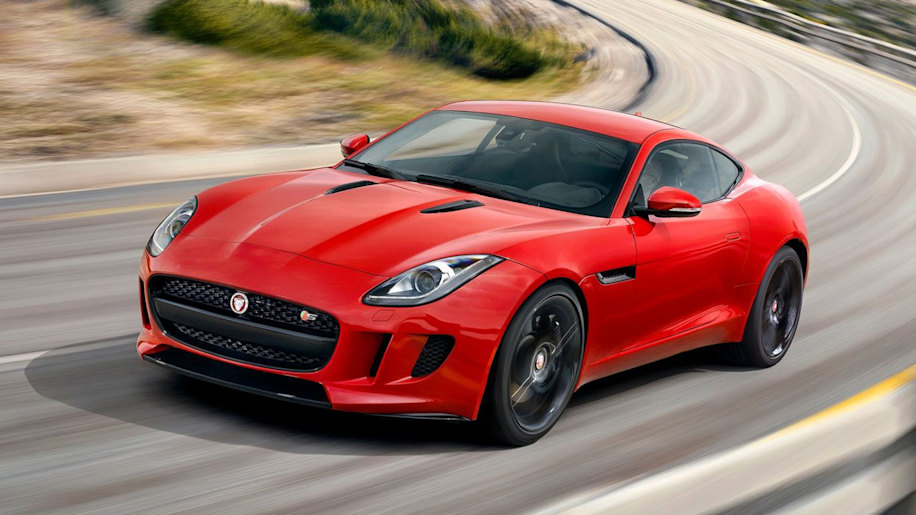John Neff (Editor-in-Chief, Autoblog) - Jaguar F-Type Coupe