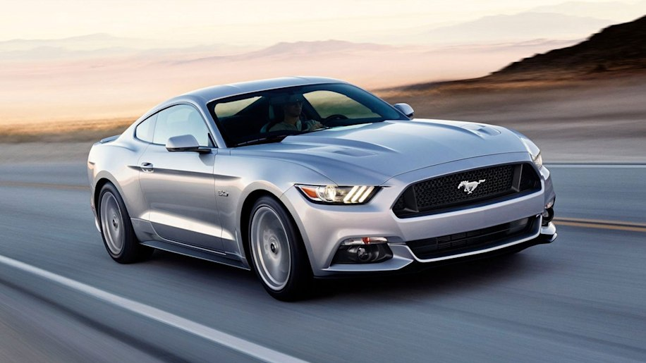 Chris McGraw (Associate Multimedia Producer, AOL Autos) - Ford Mustang EcoBoost