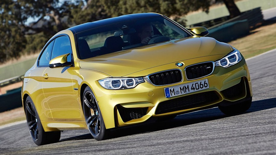 Michael Harley (West Coast Editor, Autoblog) - BMW M4