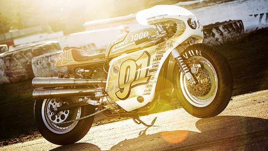 Icon builds 'Iron Lung' Harley Davidson Sportster [w/video]