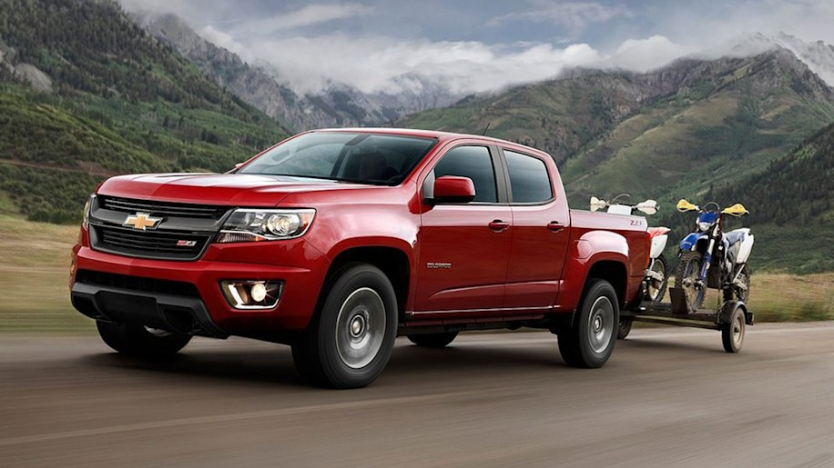 Chris Paukert (Executive Editor, Autoblog) - Chevrolet Colorado