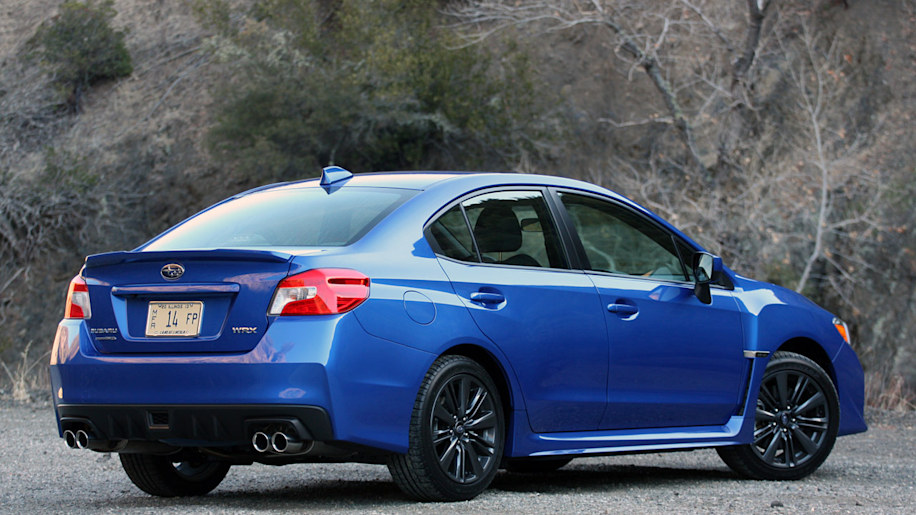 2015 subaru wrx autoblog. Black Bedroom Furniture Sets. Home Design Ideas
