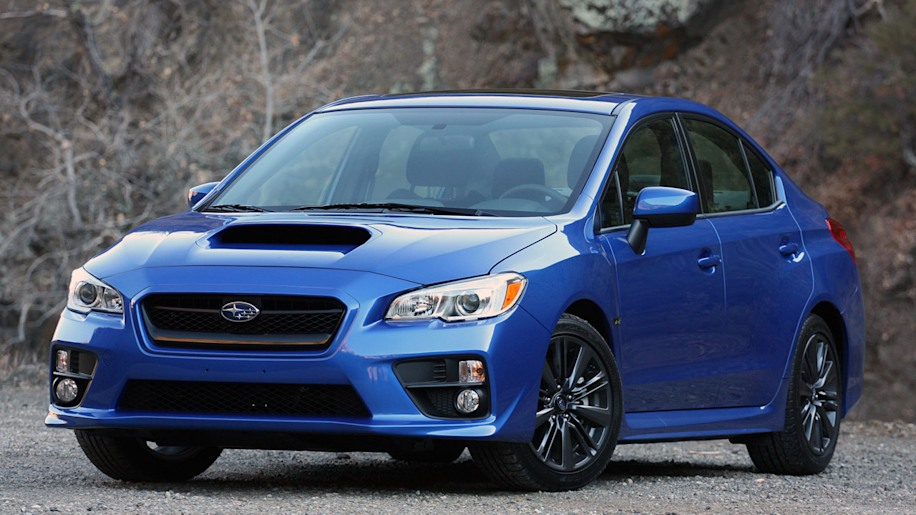 2015 subaru wrx priced from 26 295 sti from 34 495 autoblog. Black Bedroom Furniture Sets. Home Design Ideas
