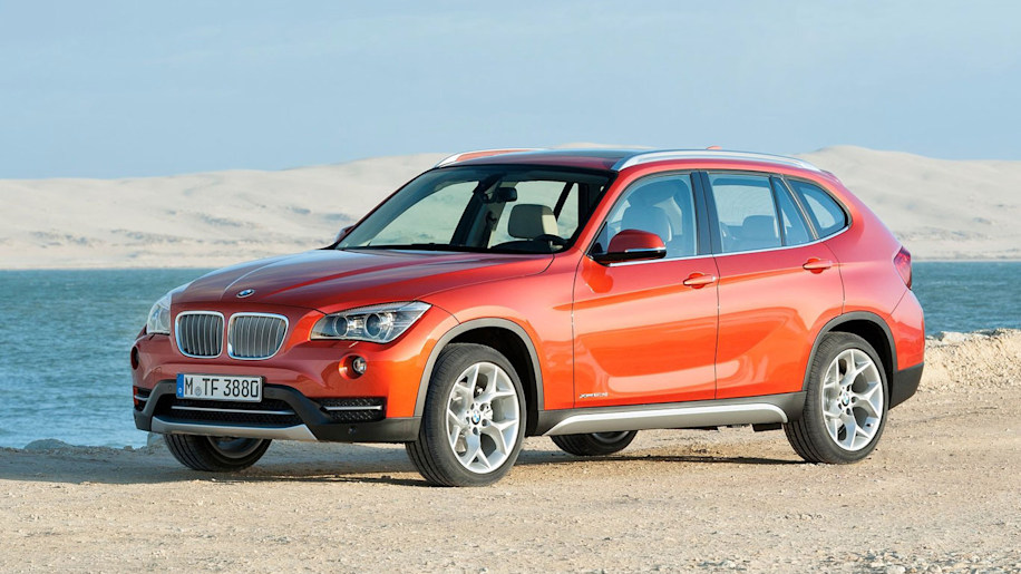 Luxury/Large SUV: BMW X1