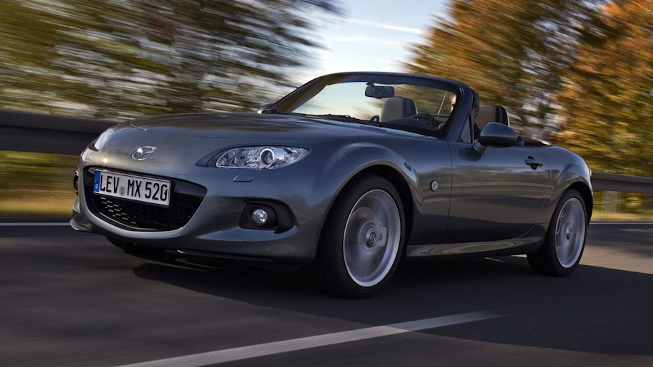 Convertible/Sports Car: Mazda MX-5 Miata