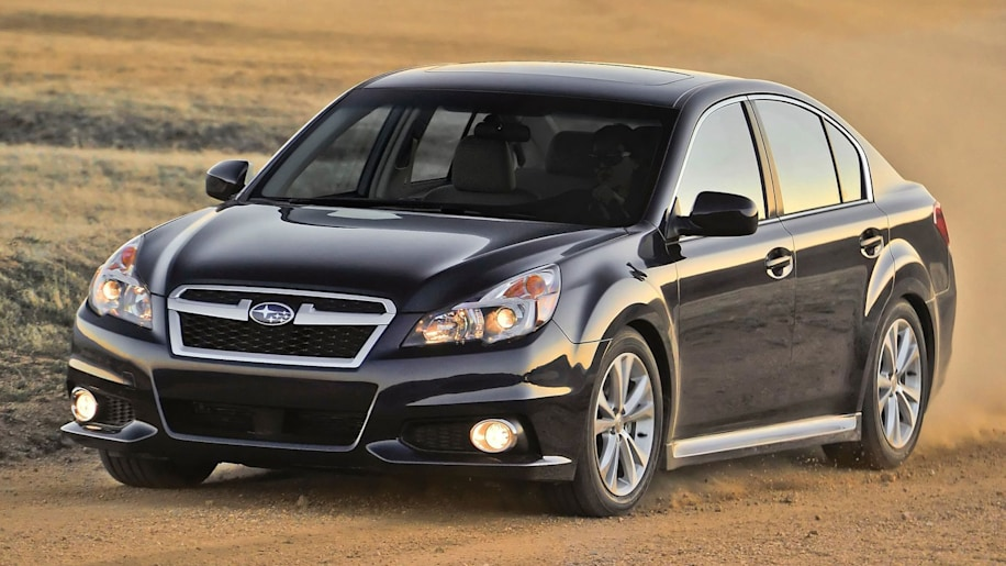 Midsize Car: Subaru Legacy