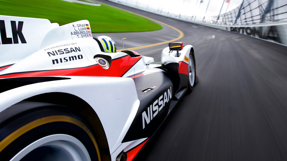 Nissan returning to top-level US racing with this TUDOR entry
