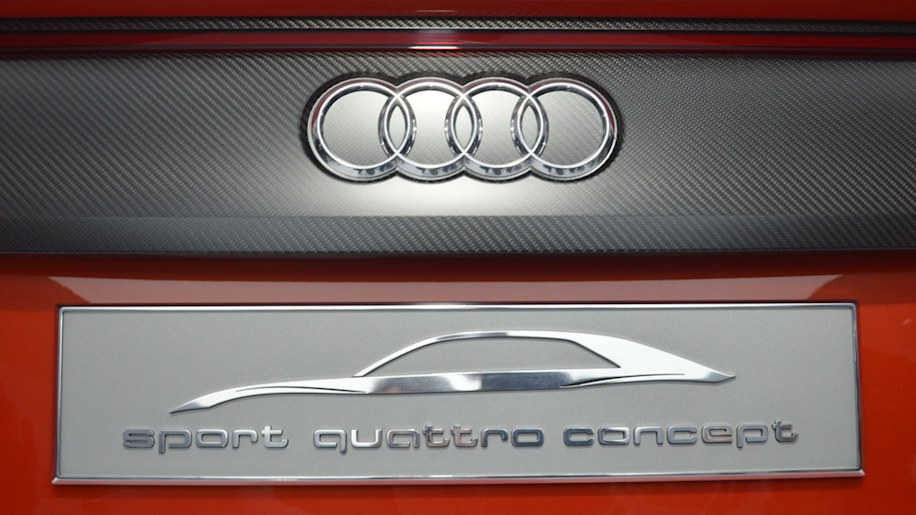 New Audi Sport Quattro Laserlight geeks out with mad lumens