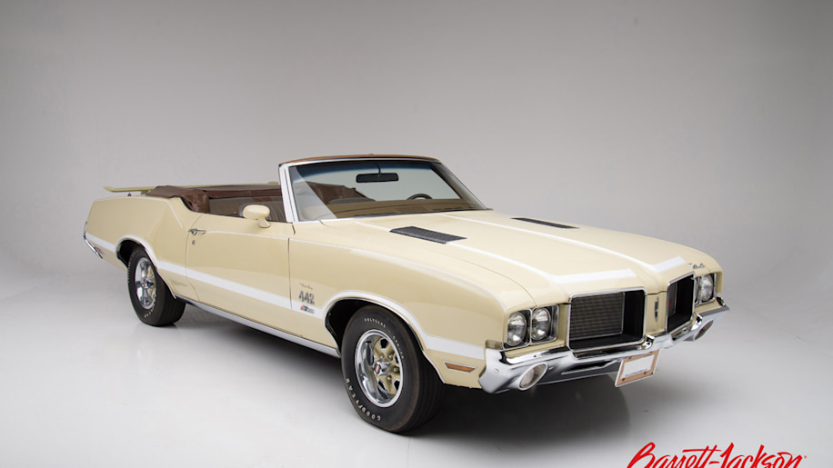 Barrett-Jackson Hits $116.7 Million in Total Sales and ...