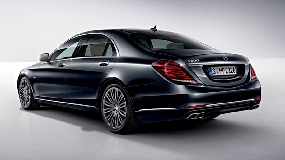 Are You The 2014 Mercedes Benz S600 Autoblog