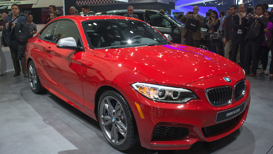 2014 BMW M235i Is Your Diet M4