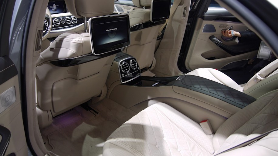 Mercedes S600 takes its place as - 140.4KB