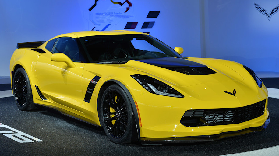 Supercharged 2015 Chevy Corvette Z06 takes the C7 beyond the ZR1 [w ...