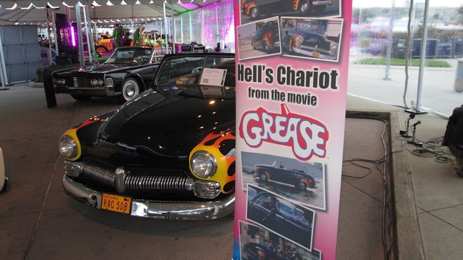 eBay Find of the Day: Craterface's '49 Mercury convertible from Grease