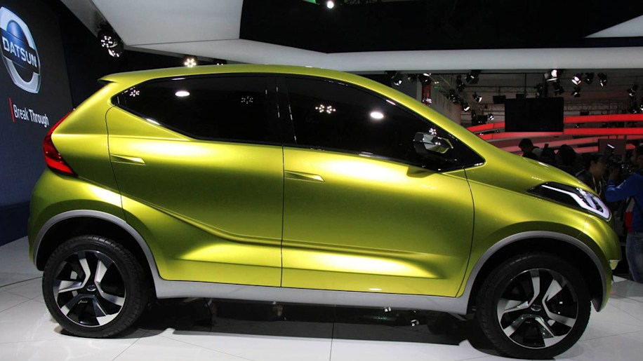 Datsun Redi-Go is reborn brand's first concept car [w ...