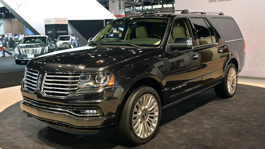 2015 lincoln navigator gets lots of updates still not all new w video autoblog. Black Bedroom Furniture Sets. Home Design Ideas