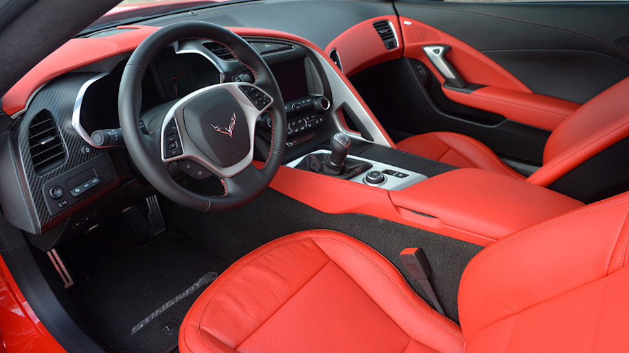 2015 Ruffer Performance Chevrolet Corvette Stingray HPE700 ...
