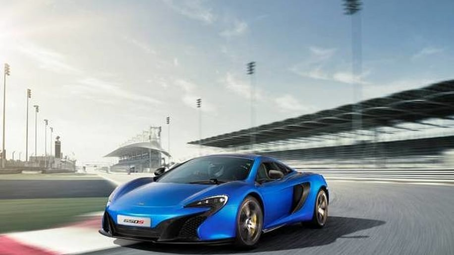 McLaren 650S leaks out ahead of Geneva reveal [w/video]