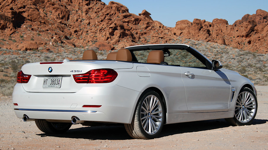 BMW Series Convertible Wvideo Autoblog - 2014 bmw 328i convertible