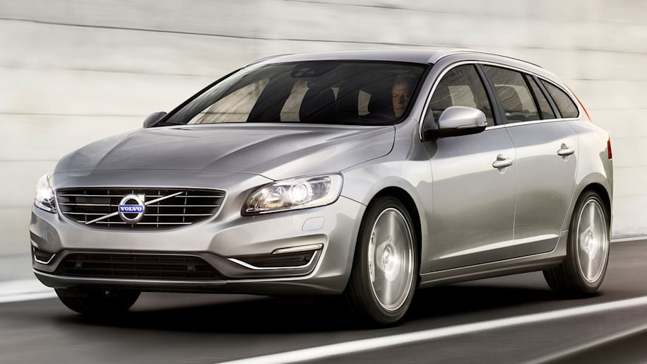 Pete Bigelow (Associate Editor, AOL Autos) - Volvo V60