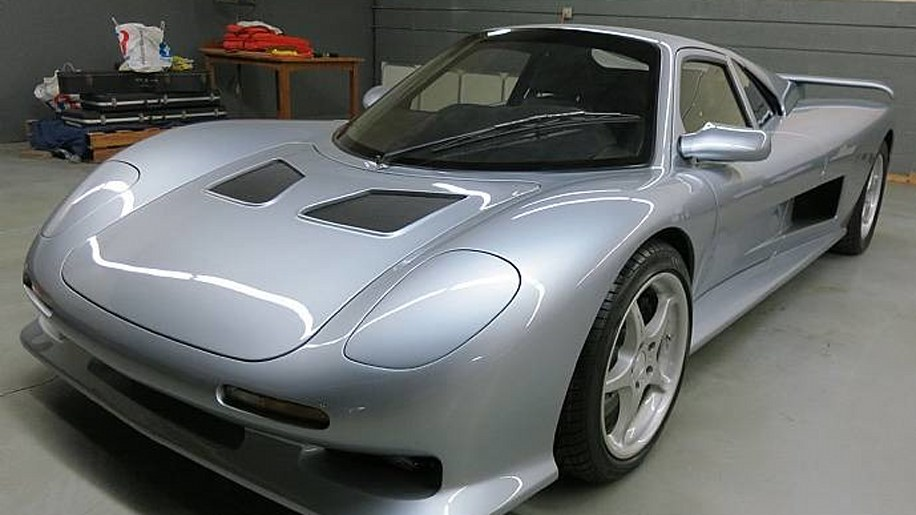 eBay Find of the Day: 2004 Ascari F/GT prototype with 0 miles [w ...