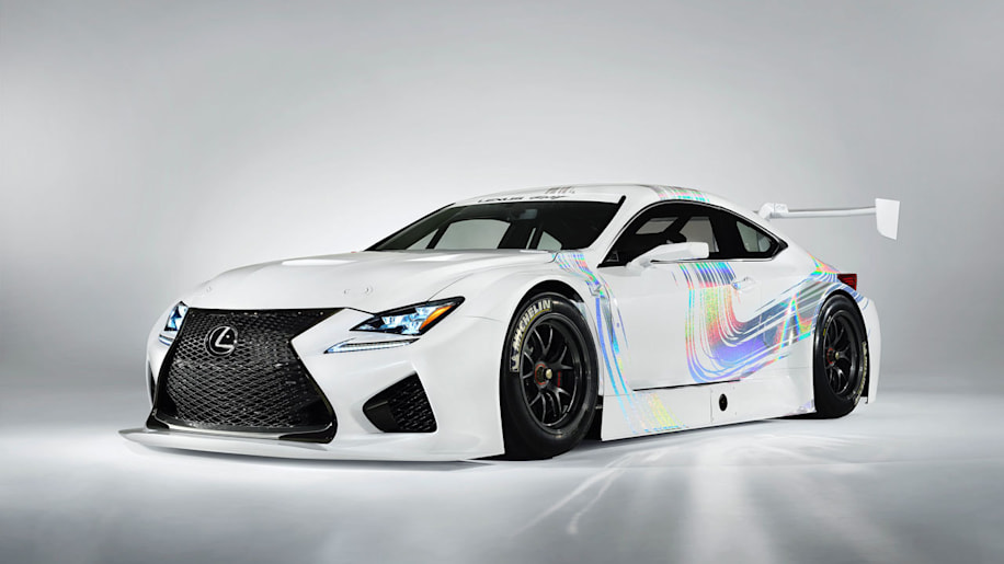 Lexus considering V8 Supercars racing program