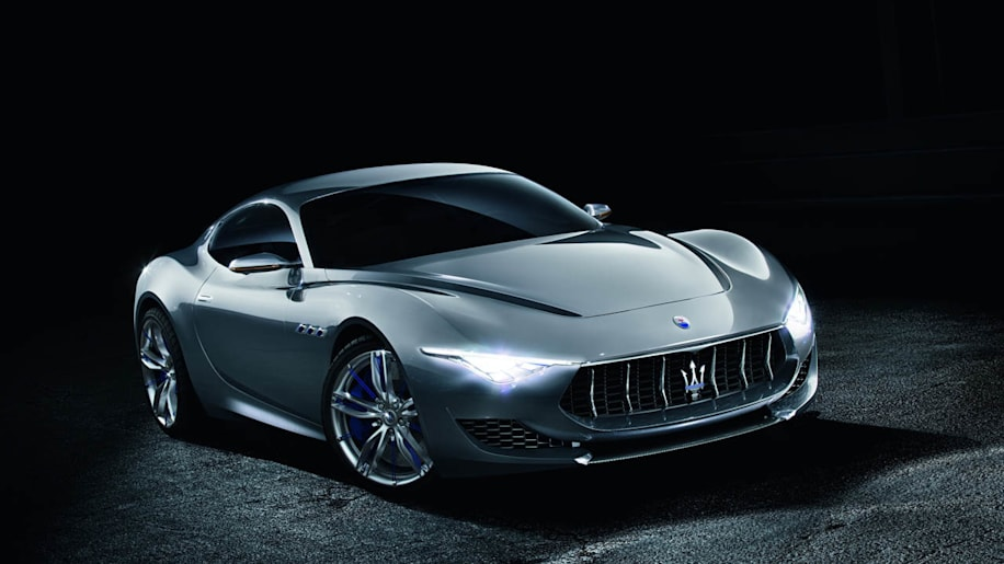 Alfieri headed for production based on strong Maserati sales