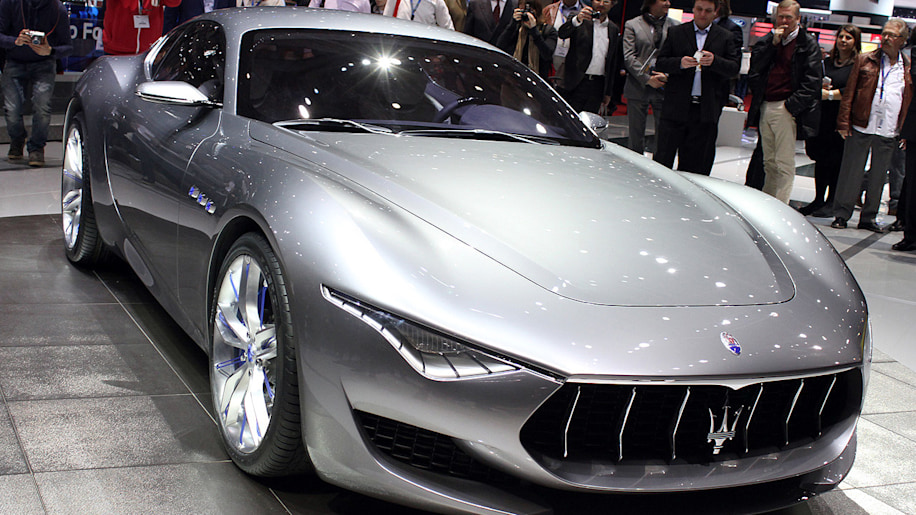 Maserati Levante production starting next year, Alfieri could come within 28 months