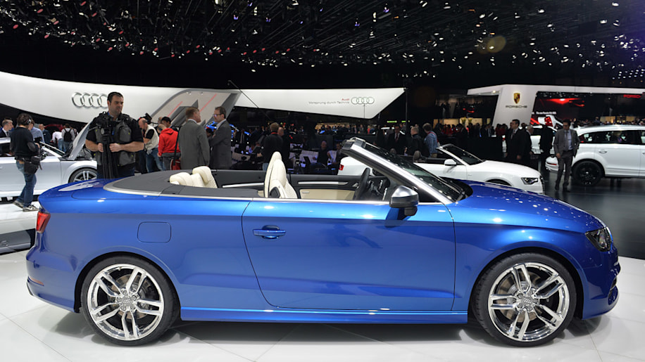 audi s3 cabriolet is a topless two door temptress autoblog. Black Bedroom Furniture Sets. Home Design Ideas