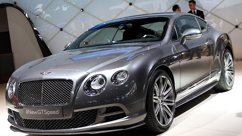2014 Bentley Continental GT Speed arrives as the fastest Flying B to ...