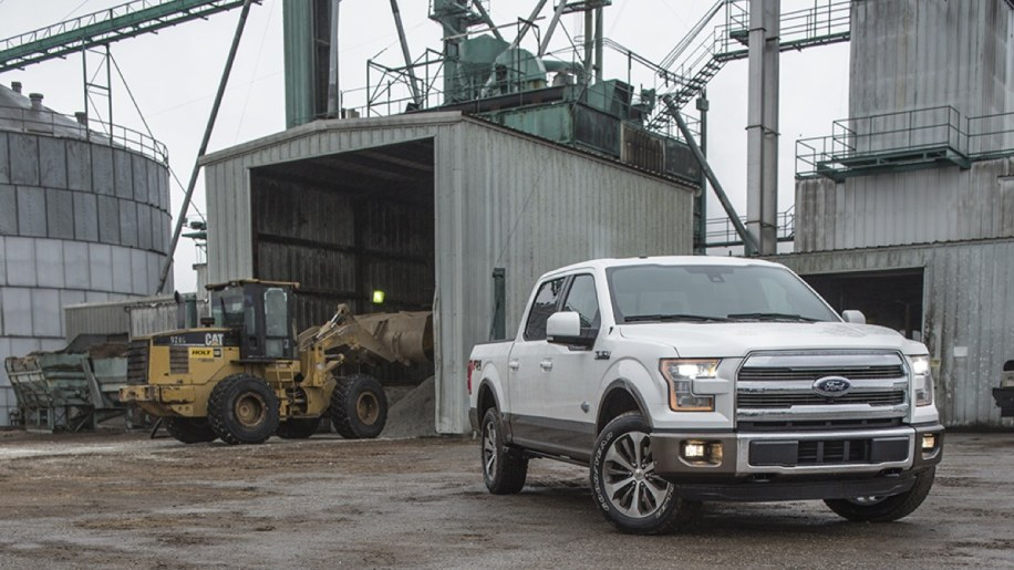 Ford F150 King Ranch celebrates history and authenticity for