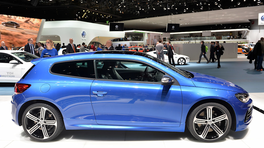 2014 volkswagen scirocco still looks hot still not coming to the us autoblog. Black Bedroom Furniture Sets. Home Design Ideas