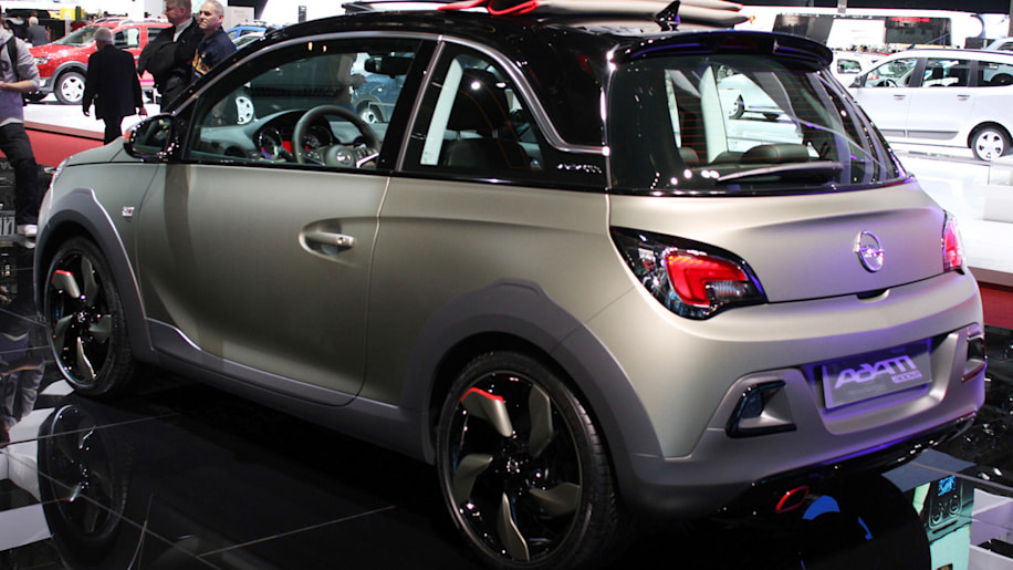 opel adam rocks geneva 2014 photo gallery autoblog. Black Bedroom Furniture Sets. Home Design Ideas