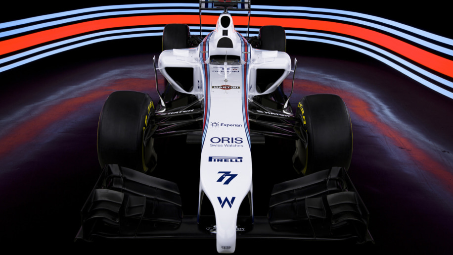 Martini Racing officially returns to F1 with Williams