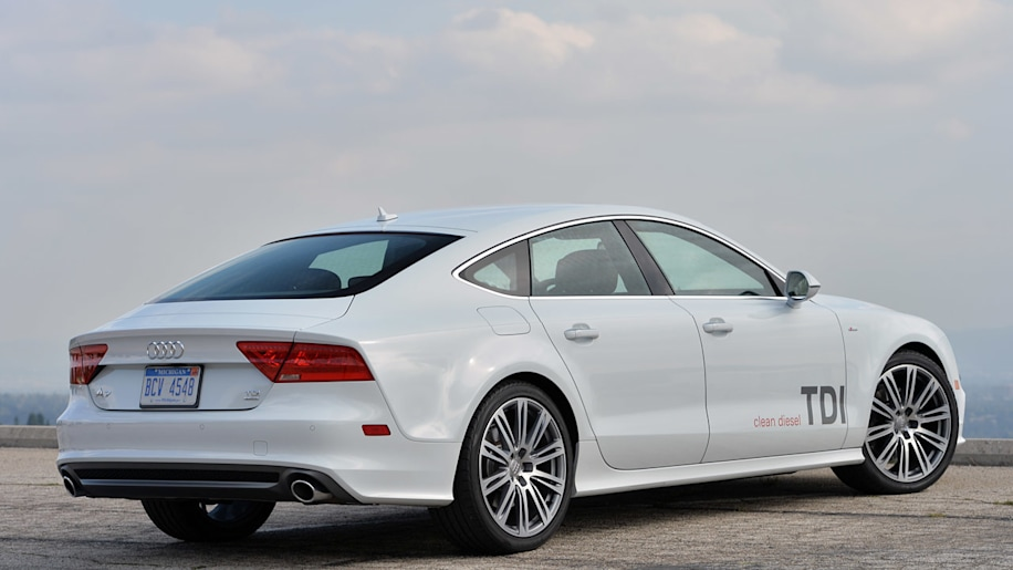 Audi A7 Reviews - Audi A7 Price, Photos, and Specs - Car and Driver