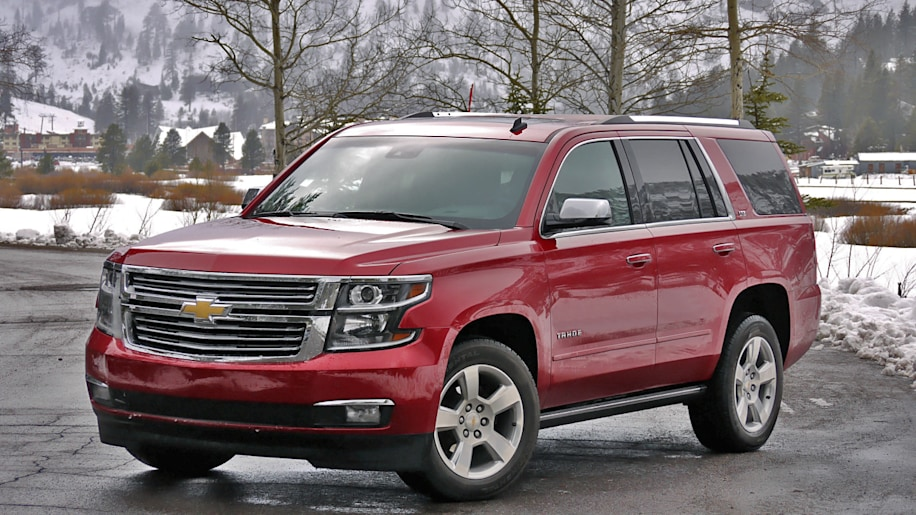 2015 chevrolet tahoe first drive photo gallery autoblog. Black Bedroom Furniture Sets. Home Design Ideas