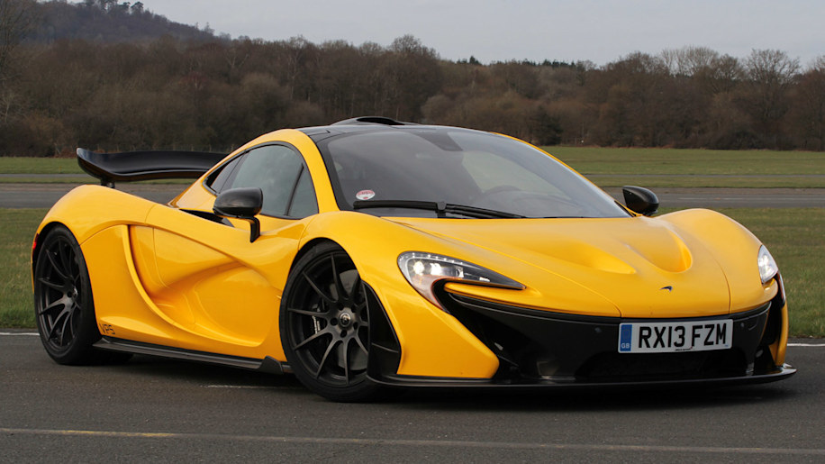 McLaren says it 'is a sports car brand' and won't make SUVs - Autoblog