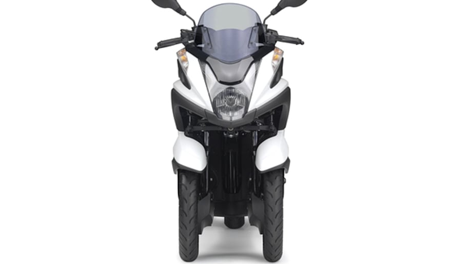 Yamaha debuts Tricity 3-wheel scooter [w/video]