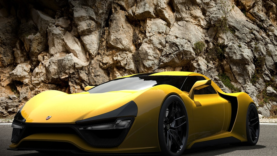 2,000-hp Trion Nemesis angling to be America's next great supercar